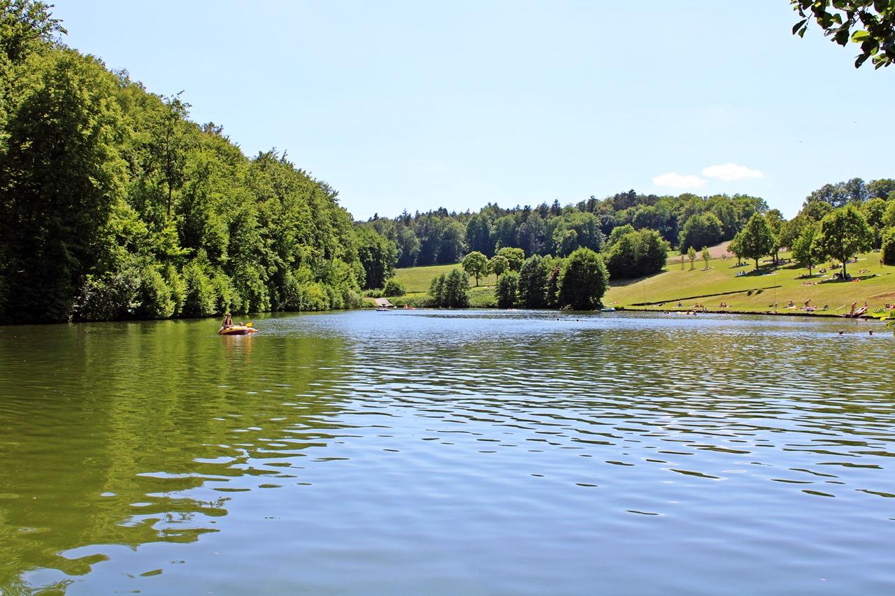 Burgwallbacher See